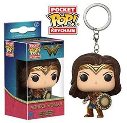 Pocket Funko Wonder Woman