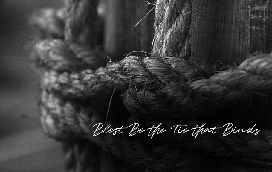 Blest Be the Tie that Binds- John Fawcett
