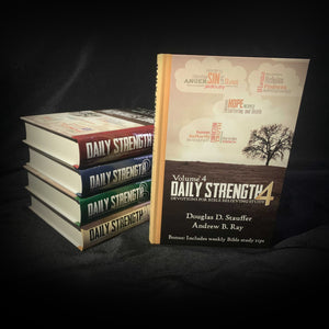 Daily Strength v. 4: Devotions for Bible Believing Study