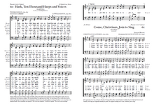 Psalms and Hymns and Spiritual Songs - 2nd. Printing