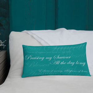 Blessed Assurance Pillow