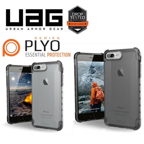 UAG Plyo Military Drop Tested Cases for iPhone and Samsung