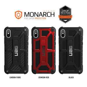 UAG Monarch Military Drop Tested Cases for iPhone and Samsung