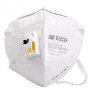 3M 9502V+ FFP2 / KN95 Respirator Valved Face Mask | Meets the WHO Standards for Covid-19 | In Touch Telecoms Ltd