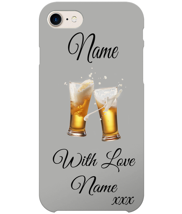 iPhone 8/7/SE Personalised Case - Fathers Day / Dad | In Touch Telecoms Ltd