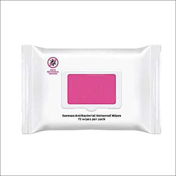 Anti-Bacterial Universal Wipes (Pack of 24) | Covid-19 | In Touch Telecoms Ltd