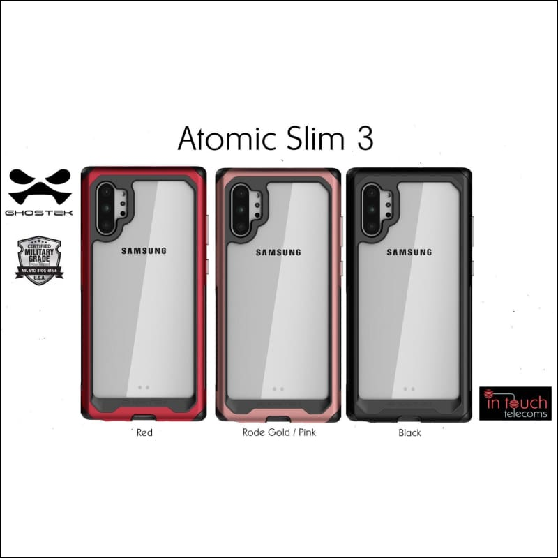 Atomic Boy Samsung S10 Case