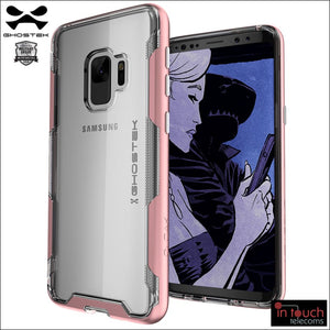 Ghostek Cloak 3 Case for Samsung Galaxy S9 | Military Drop Tested Rugged Case | In Touch Telecoms Ltd