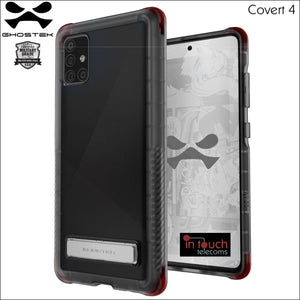 Ghostek Covert 4 Case for Samsung A51 | Military Drop Tested | In Touch Telecoms Ltd