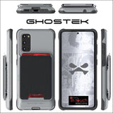 Ghostek Exec 4 Case for Samsung Galaxy S20 | Military Drop Tested | In Touch Telecoms Ltd
