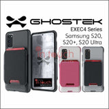 Ghostek Exec 4 Case for Samsung Galaxy S20+ | Military Drop Tested | In Touch Telecoms Ltd