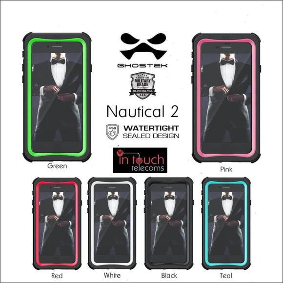 Ghostek Nautical 2 Case for iPhone 11 Pro Max | Military Grade 360° | In Touch Telecoms Ltd