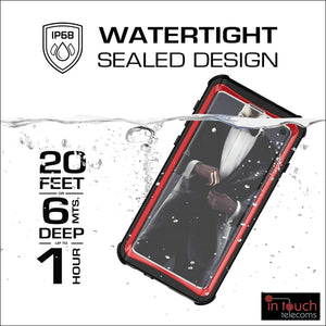 Ghostek Nautical 2 Case for Samsung Galaxy S10 | Military Drop Tested 360° Case | In Touch Telecoms Ltd