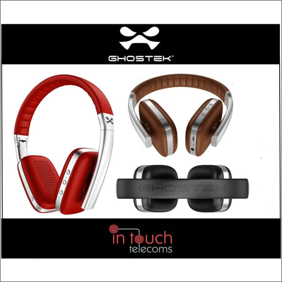 Ghostek Rapture Wireless Headphones | Bluetooth V4.1 | In Touch Telecoms Ltd