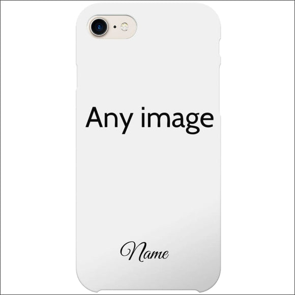 iPhone 8/7 Case | Any Image with Optional Name/Message - Fathers Day | In Touch Telecoms Ltd