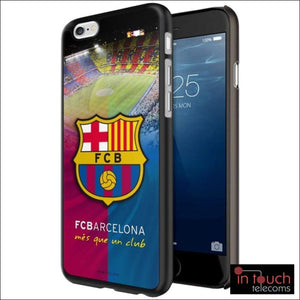Official Barcelona Football Club 3D Holographic Case for iPhone 8/7 | In Touch Telecoms Ltd