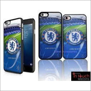 Official Chelsea Football Club 3D Holographic Case for iPhone 8/7 | In Touch Telecoms Ltd