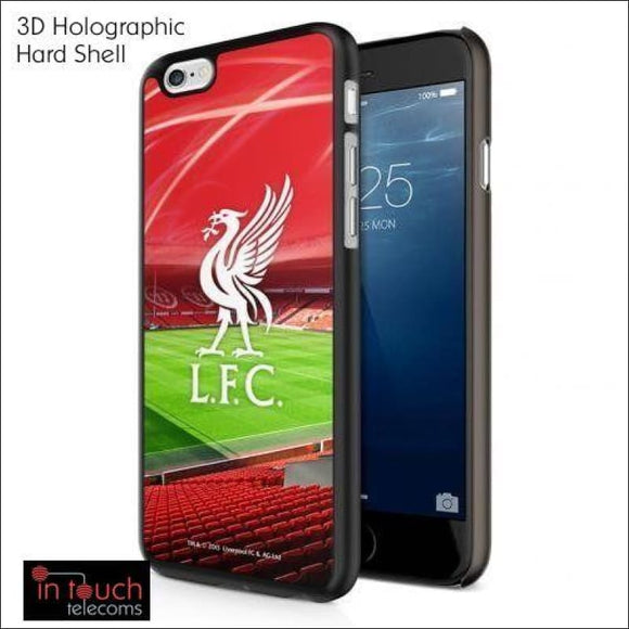 Official Liverpool Football Club 3D Holographic Case for iPhone 8/7 | In Touch Telecoms Ltd