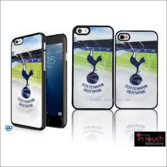 Official Tottenham Football Club 3D Holographic Case for iPhone 8/7 | In Touch Telecoms Ltd