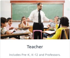 Discount Codes for Military First Responders Students and Teachers