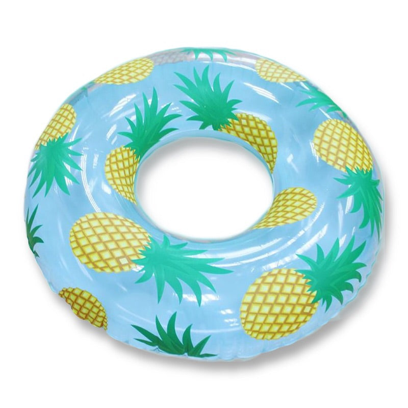 Floats - Pineapple Breeze Tube Float - SummerHaus
