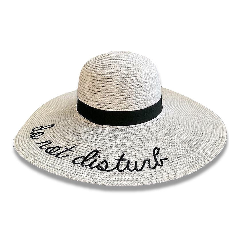 Hats - Do Not Disturb Sun Hat - SummerHaus