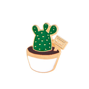 Accessories - Cactus Pin Set - SummerHaus