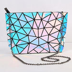 Handbag - Diamond Shards Handbag - SummerHaus