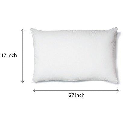 Linenwalas Pillows Cotton SolidStriped Pillow CoverBest Pillows Online Magnificent 27 Inch Pillow Covers