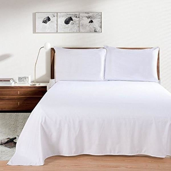 Single Bed Sheet Combo With Pillow Covers ...