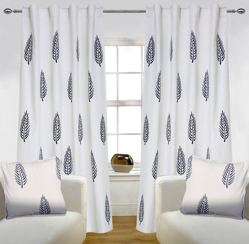 Handblock Curtains