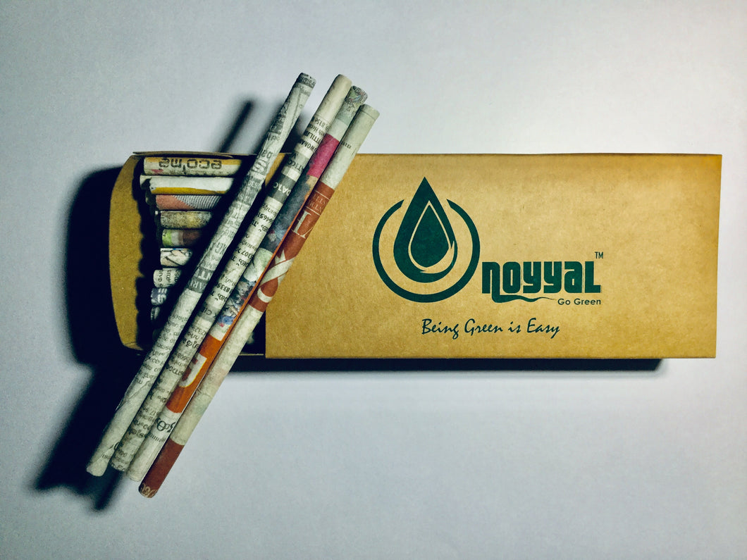 Noyyal Go Green NewsPaper Pencils