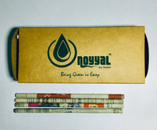 Load image into Gallery viewer, Noyyal Go Green NewsPaper Pencils