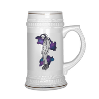 Skelenaut Beer Stein