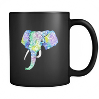 Vibestyle Antique Elephant Coffee Mug