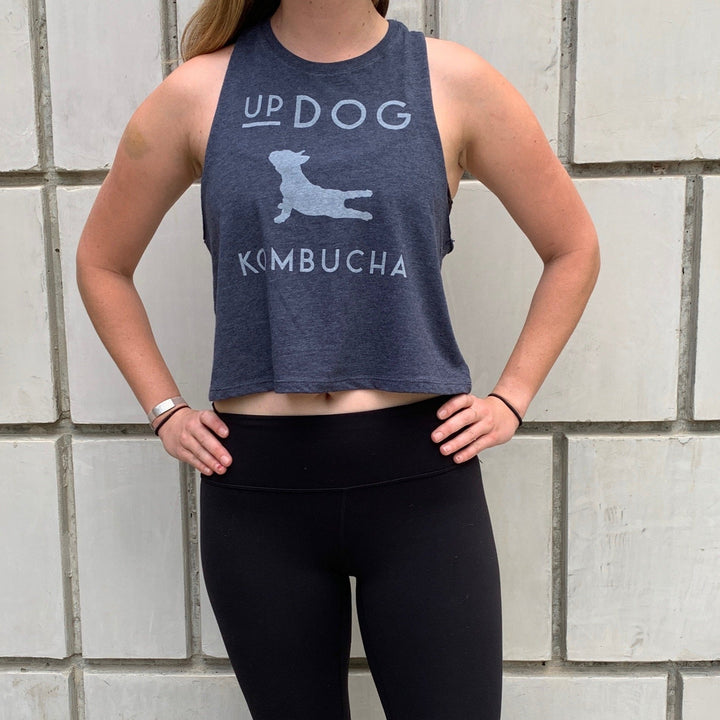 UpDog Crop Top
