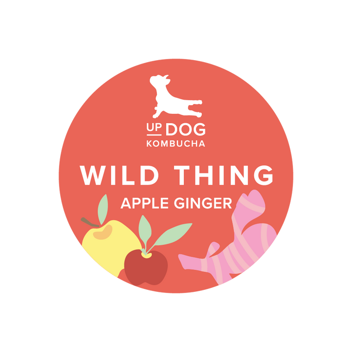 Keg Wild Thing-Apple Ginger