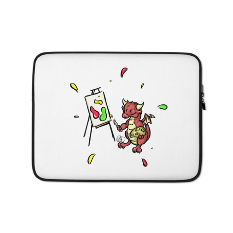 Laptop Sleeve - Art Dragon - artmallow