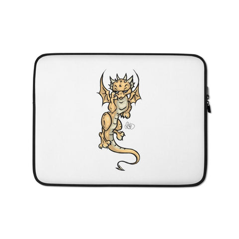 Laptop Sleeve - Cool Dragon - artmallow