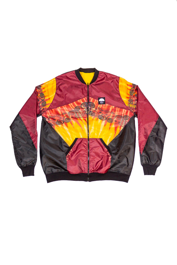 BOMBER JACKET FIRE GG