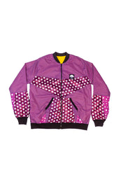 BOMBER JACKET POÁ PURPLE G
