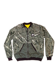 BOMBER JACKET JOURNAL G