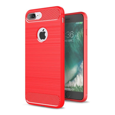 ULTRA Dun Rood Hoesje ALLE iPhone's - Case Discounter®