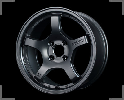 Rays Gramlights - 57CR Wheels - 15x8 +28mm 4x100 - Gun Blue 2 - Set of 4 Wheels