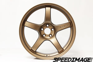 Rays Gramlights - 57CR Wheels - 18x9.5 +12mm 5x114.3 - Bronze - Each Wheel