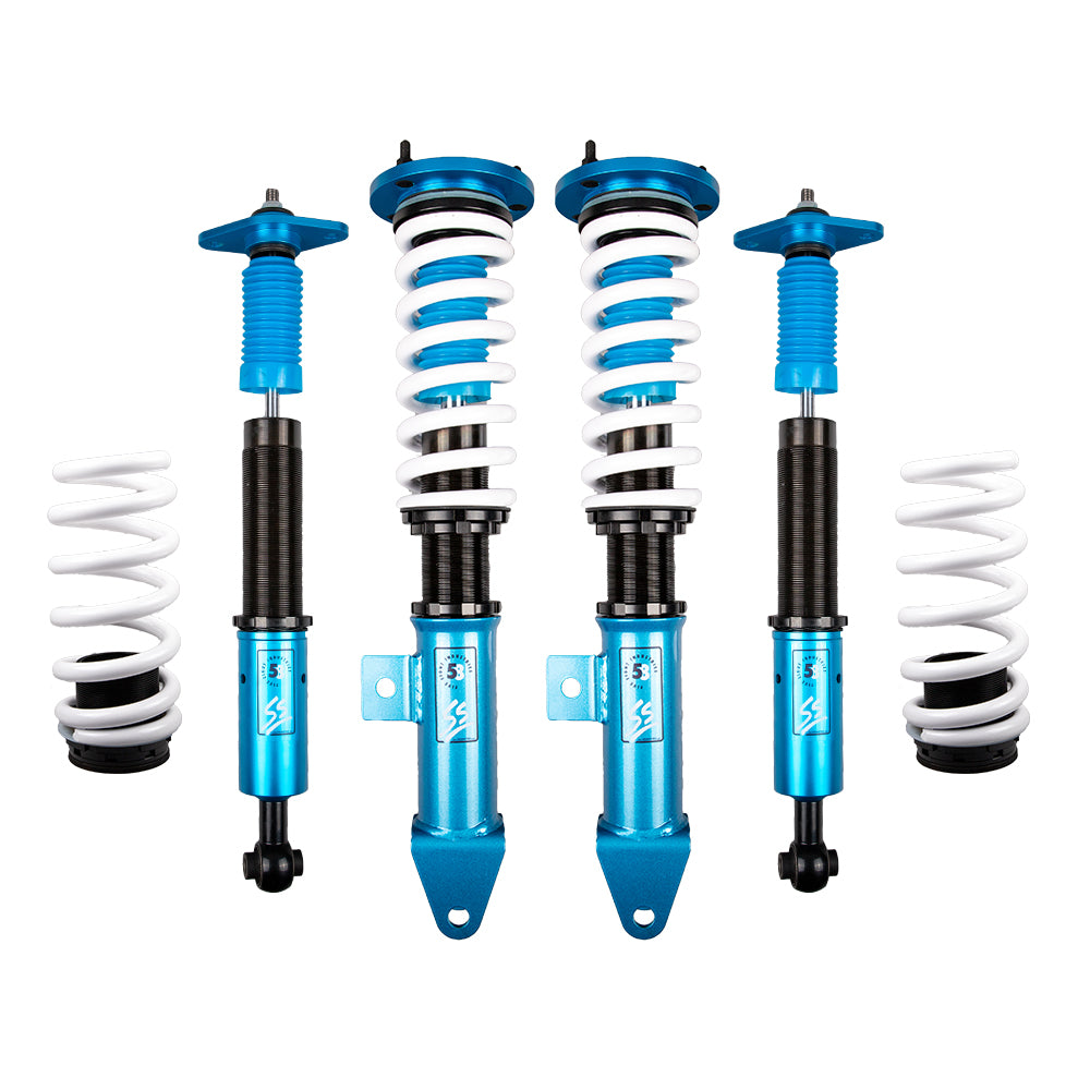 Five8 58 Industries - SS Height Adjustable Coilovers - Dodge Charger 2011-2020 / Challenger 2011-2020