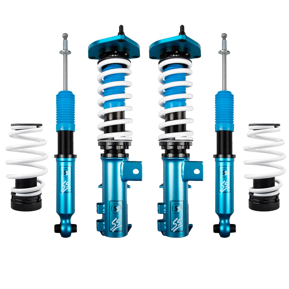 Five8 58 Industries - SS Height Adjustable Coilovers - Hyundai Sonata 2015-Up