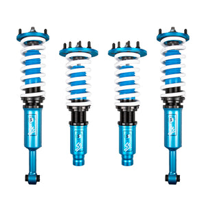 Five8 58 Industries - SS Height Adjustable Coilovers - Acura TL 2004-2008