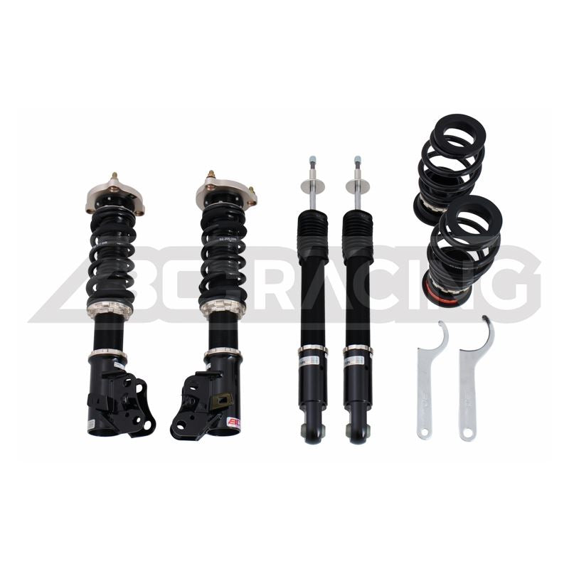 BC Racing - BR Type Adjustable Coilovers - Honda Civic 2006-2011