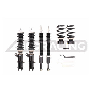 BC Racing - BR Type Adjustable Coilovers - Honda Fit 2007-2008